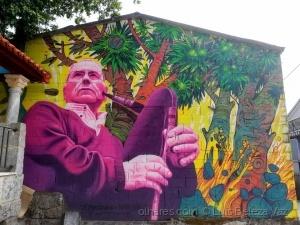 Gentes e Locais/Galicia street art