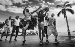 Retratos/Street ballet II