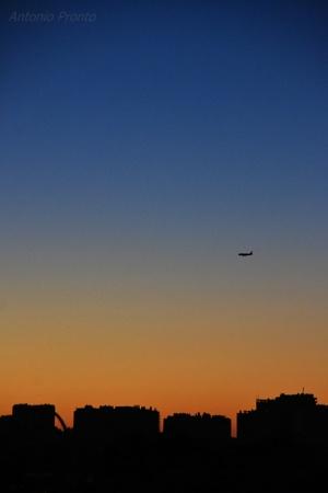 Paisagem Urbana/Voando sobre a cidade