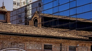 Paisagem Urbana/Reflections of the Old!!