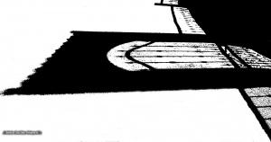 Abstrato/A Vida é um caminho de sombras e luz