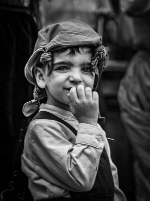 Retratos/A doçura de um olhar