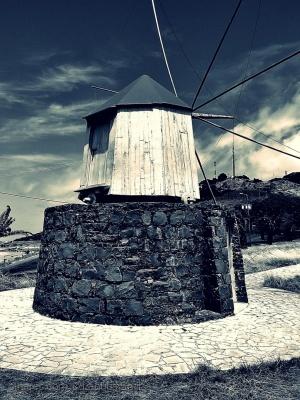 /A windmill....