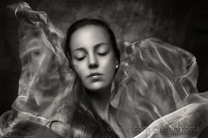 Retratos/sonho envolvente