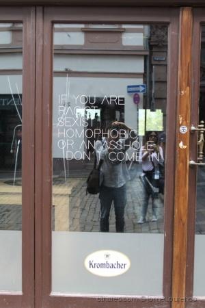Fotojornalismo/Marburgo / Alemanha.Assim é que é!