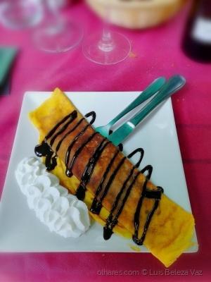 Gastronomia/Crepe delicioso