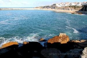 /O mar de Ericeira.........