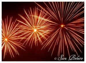 Abstrato/Fogo de Artificio