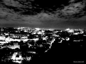 Paisagem Urbana/Da noite - Lisboa #4