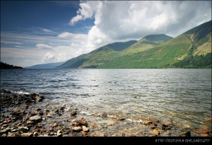 Paisagem Natural/Loch Lochy - Great Glen (Escócia)
