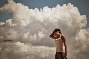/O calor das nuvens