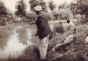 Paisagem Natural/O Pescador_ Julio Freire