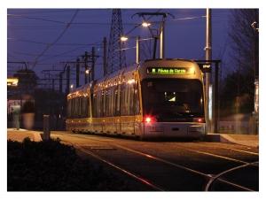 Paisagem Urbana/Lá vai o Metro...