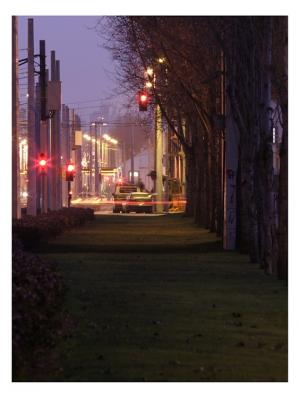 Paisagem Urbana/Caminho da luz