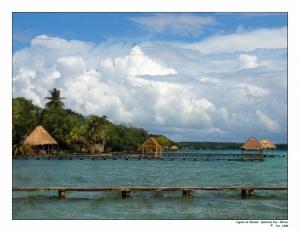 Outros/Laguna de Bacalar, Quintana Roo., México