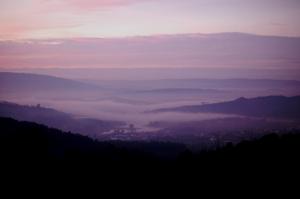 Paisagem Natural/nevoeiro