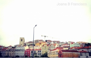 Paisagem Urbana/Das vistas bonitas de Lisboa