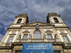 História/Bom Jesus do Monte /  Braga