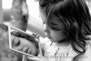Retratos/Espelho da alma...