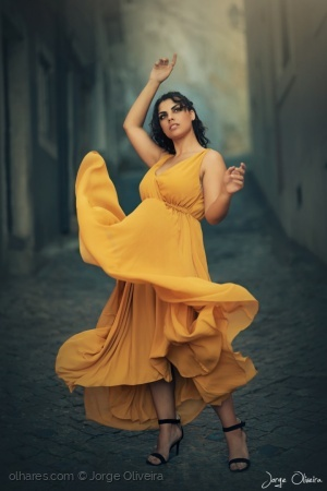 Retratos/Dancing with the wind