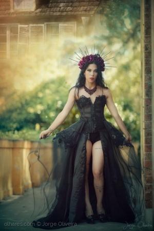 Retratos/Queen of roses