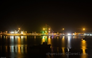 Paisagem Urbana/Baía do Porto Grande