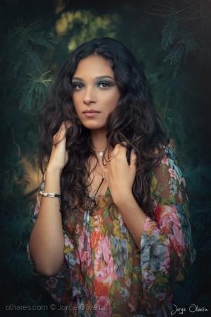 Retratos/Leila