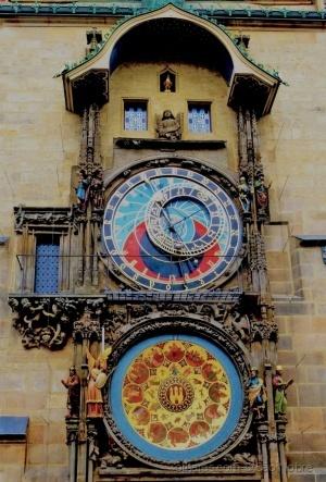 /O Relógio de Praga