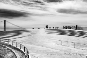 /The people in Lisbon architecture