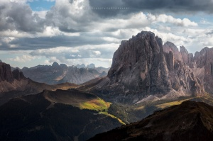 /Once Upon a Time, Dolomites, Italy
