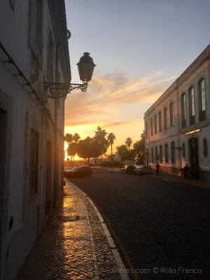 Paisagem Urbana/Outono em Faro