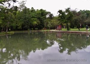 /Lagoa Parque -Termas de Caldas Novas