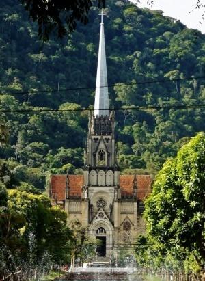 /Catedral S. Pedro Alcântara-Petrópolis