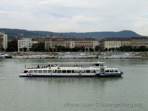 Paisagem Natural/Sobre o Danúbio a deslizar