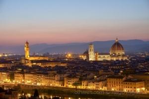 Paisagem Urbana/Piazzale Michelangelo