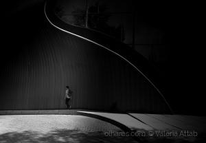 /Entre curvas e sombras...