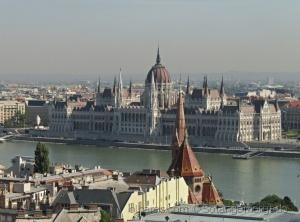 /Parlamento em Budapeste