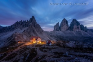 /Good Night Dolomitis