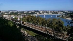 /Um olhar para o rio Douro