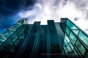 Arquitetura/Blue Tone