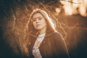 Retratos/sunset
