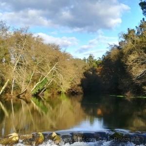 Paisagem Natural/O belo rio Homem