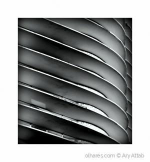 Arquitetura/Detalhe: Edifício Niemayer