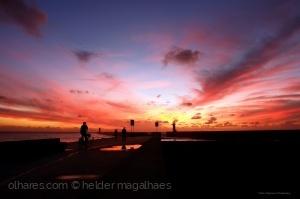Gentes e Locais/Sunset Ride