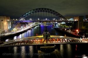 Paisagem Urbana/Tyne and Bridges