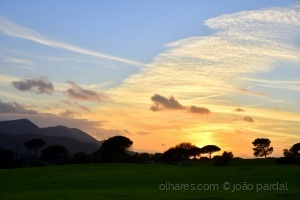 Paisagem Natural/Ontem ao Pôr do Sol
