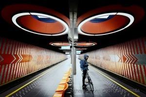 /Orange ride