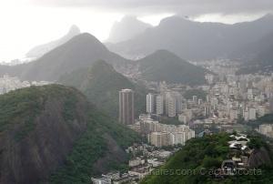 /Voando sobre o Rio