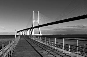 Arquitetura/a ponte do Vasco
