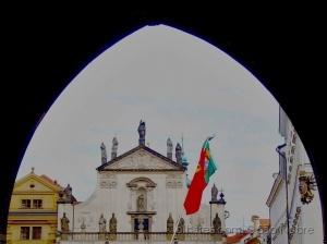 /Visual da Cidade de  Praga